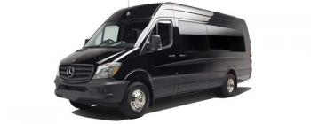 12 Passenger Sprinter Party Bus